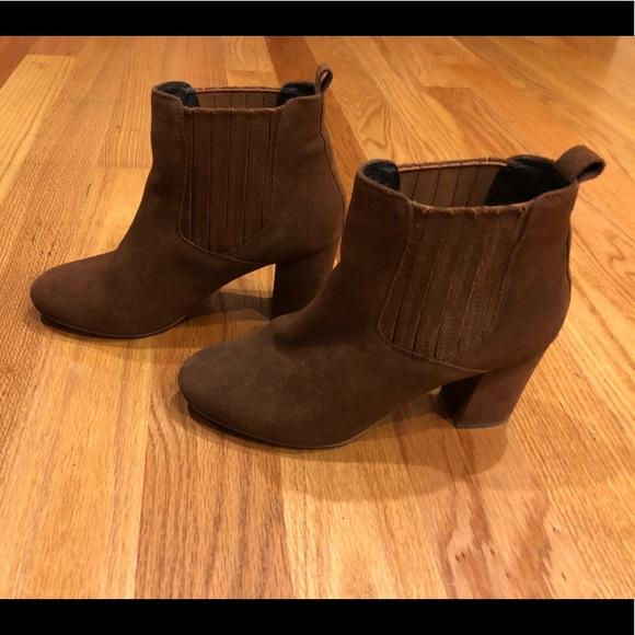 8caf8875b43 Steve Madden Shoes | Gasto Rust Booties | Poshmark